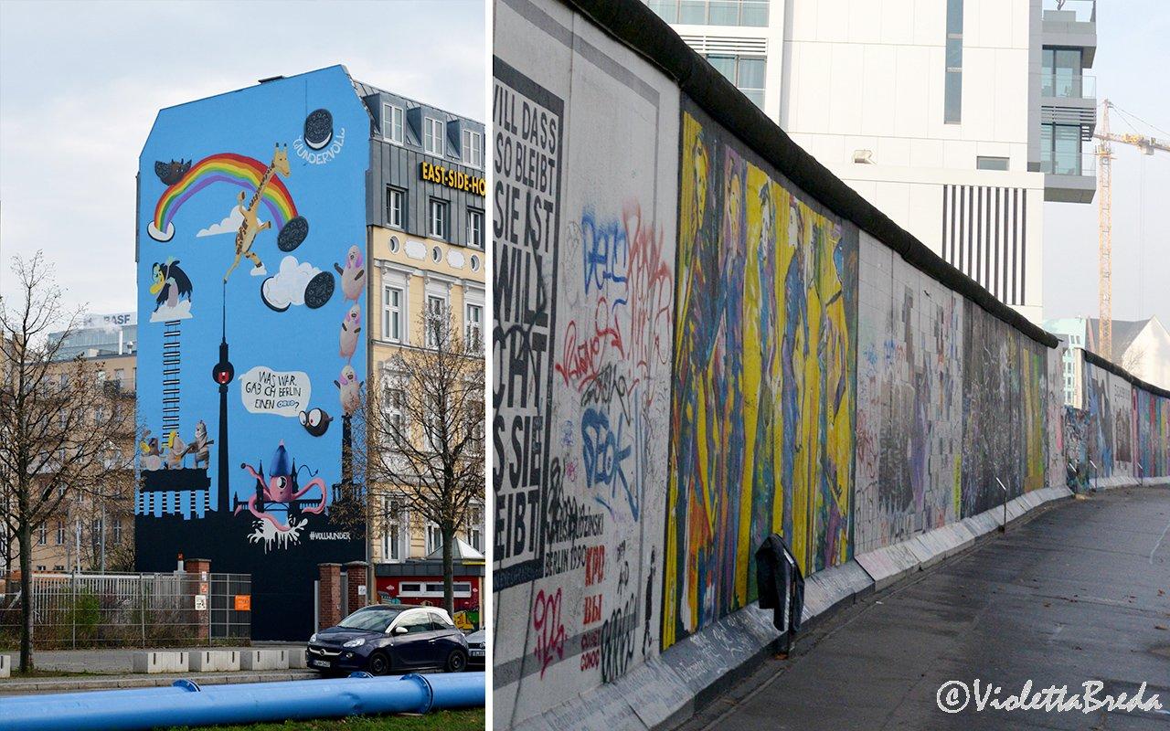 Street art a Berlino: Street art a Berlino: itinerario tra i murales