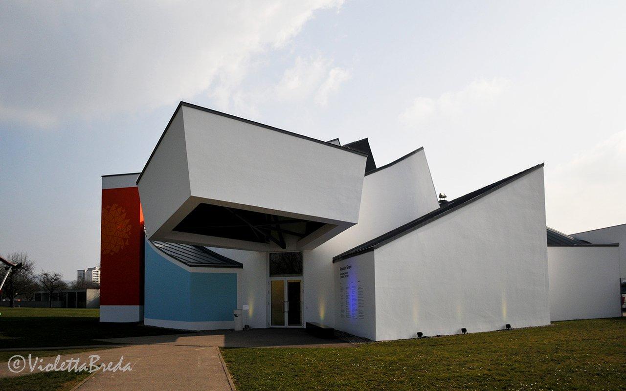 Le architetture del Vitra Campus da non perdere!