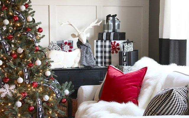 Arredare casa per natale 3 stili per ispirarsi architempore for Arredamento natalizio casa