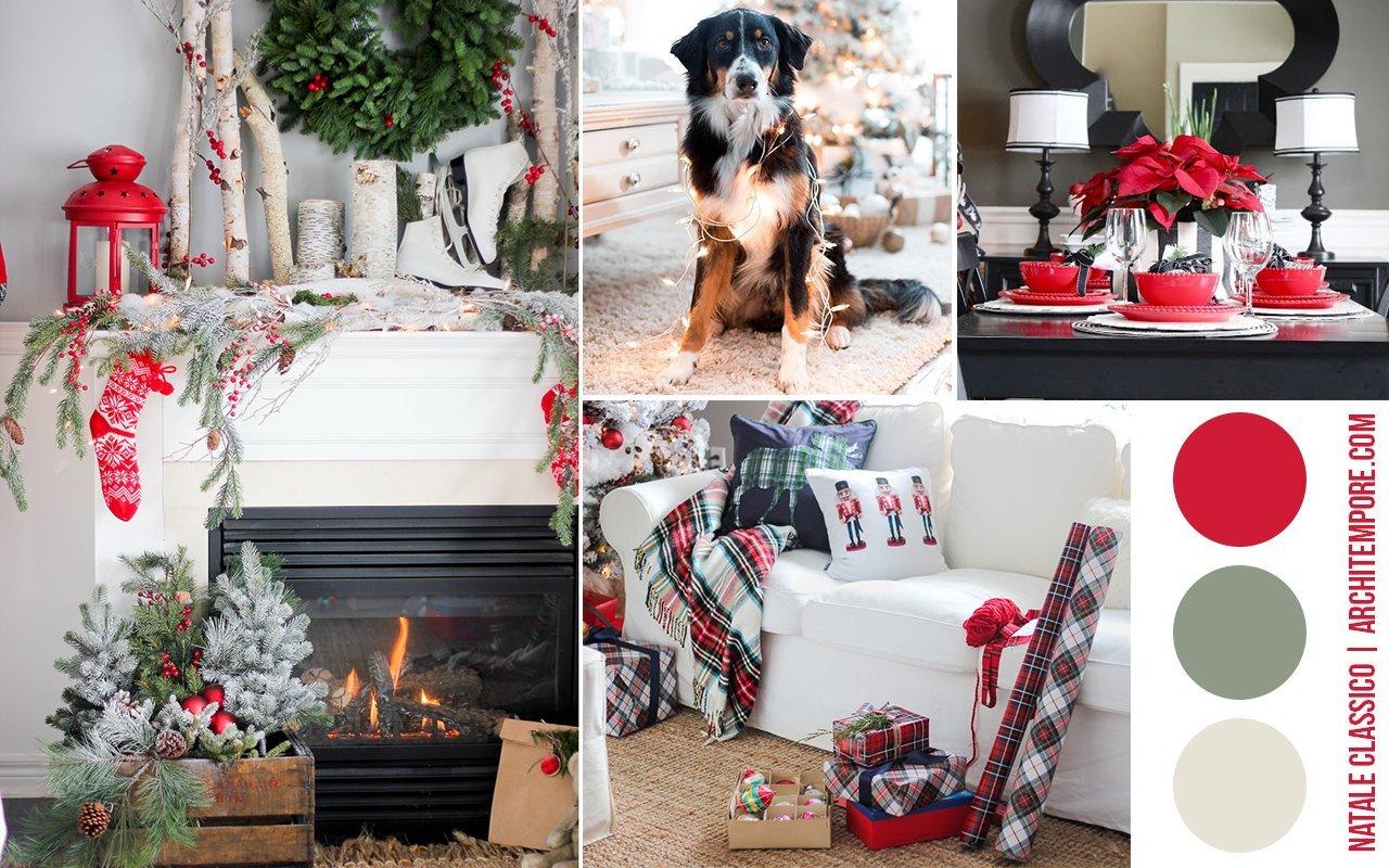 arredare casa per natale: 3 stili per ispirarsi - architempore - Arredare Casa Natale Foto
