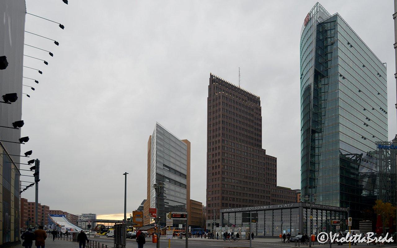 Berlino in un giorno: guida per architetti