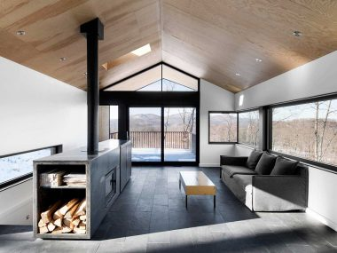 Home Tour: un cottage moderno e minimale