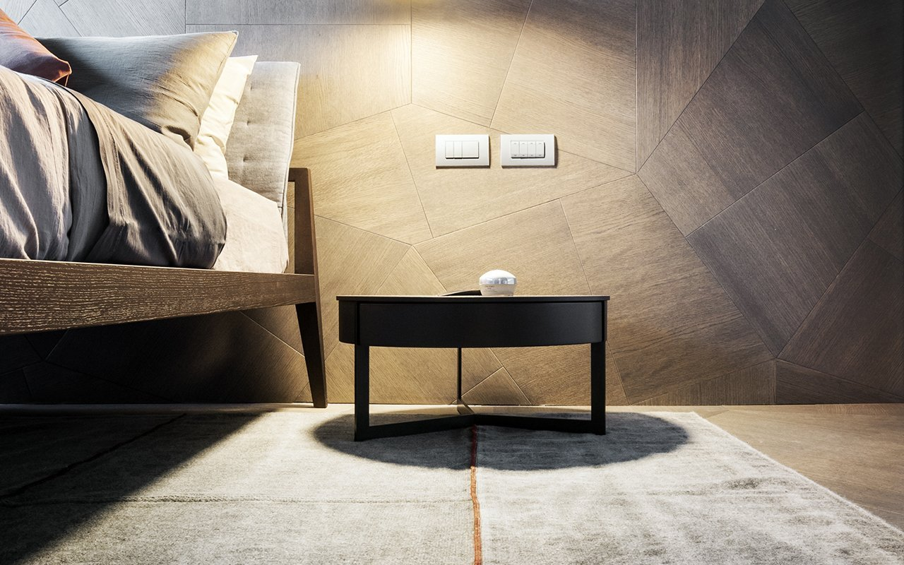 Home tour: l'attico delle residenze Zaha Hadid a Milano