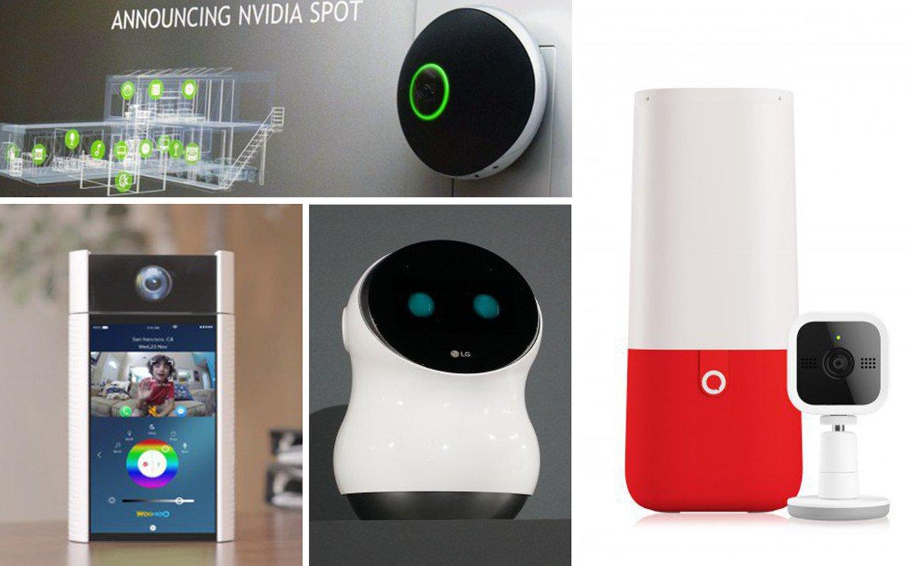 CES 2017, le novità tech per la casa