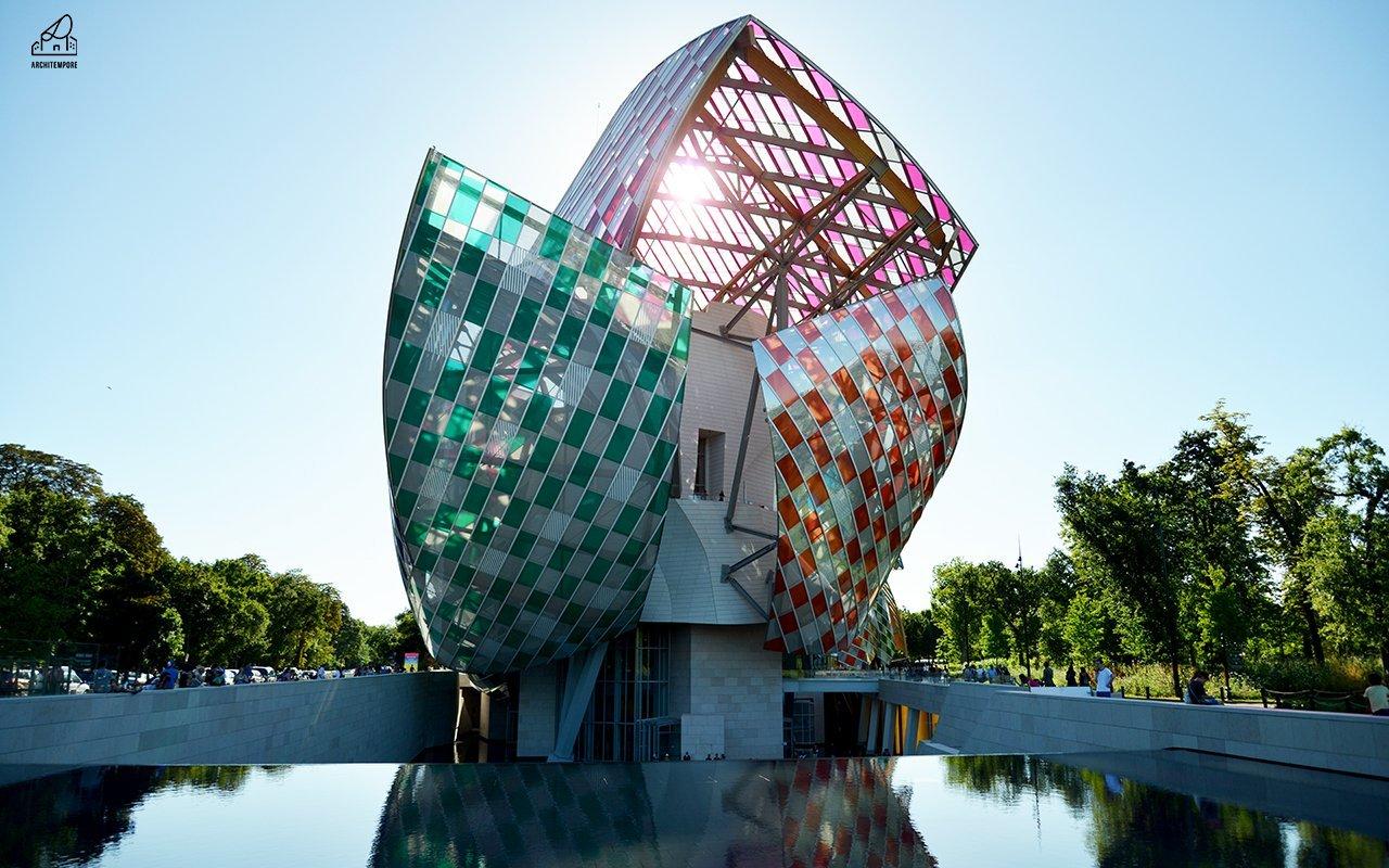 archiviaggi architettura moderna a parigi architempore