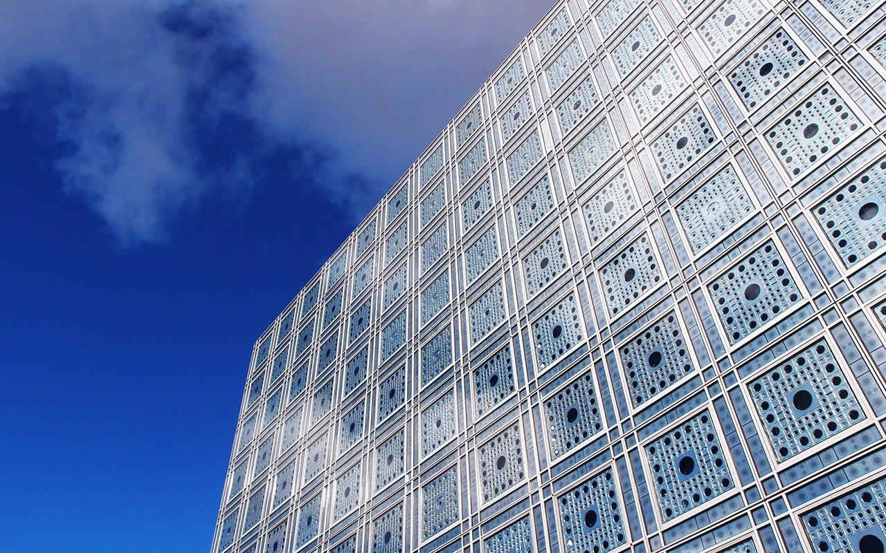 Archiviaggi architettura moderna a parigi architempore for Case architettura moderna
