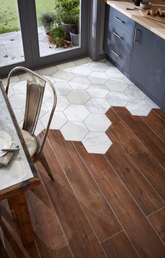 Quando mancano le piastrelle del pavimento - Architempore