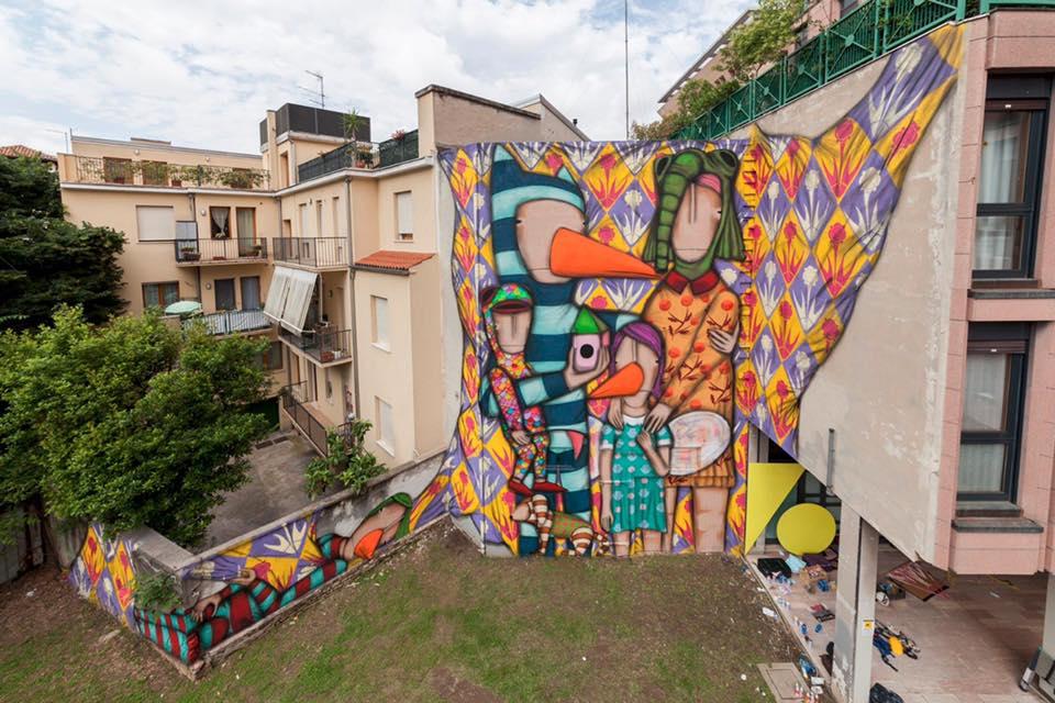 #ChiediamoloA Tony Gallo: arte sui muri di Padova