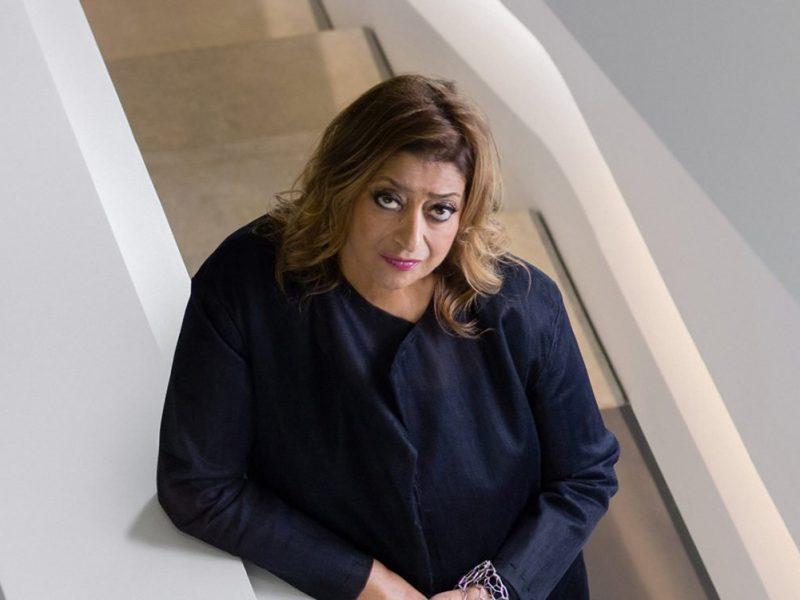 Architetta | Zaha Hadid, la donna delle prime volte