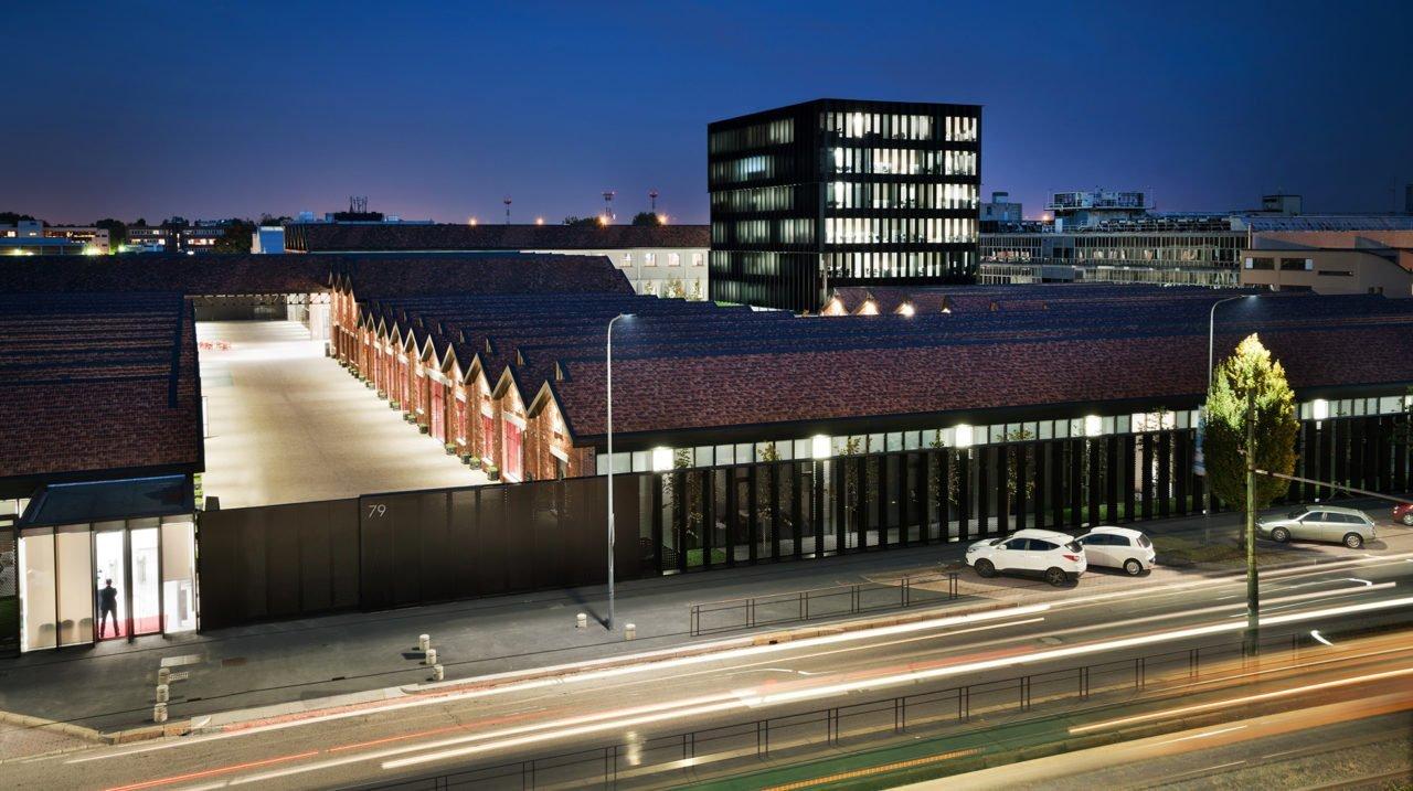 Gucci Hub: archeologia industriale riqualificata