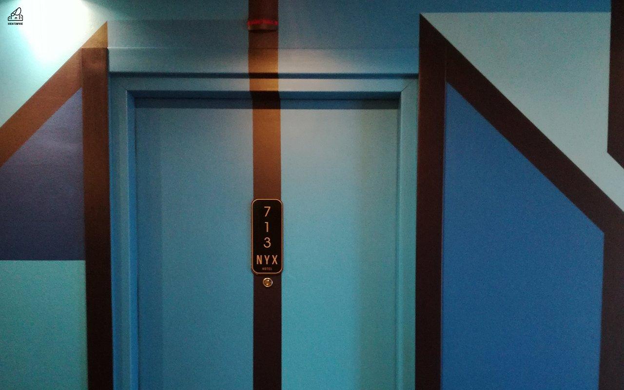 Albergo o museo di street art a Milano? Il nuovo Nyx Hotel è entrambi!