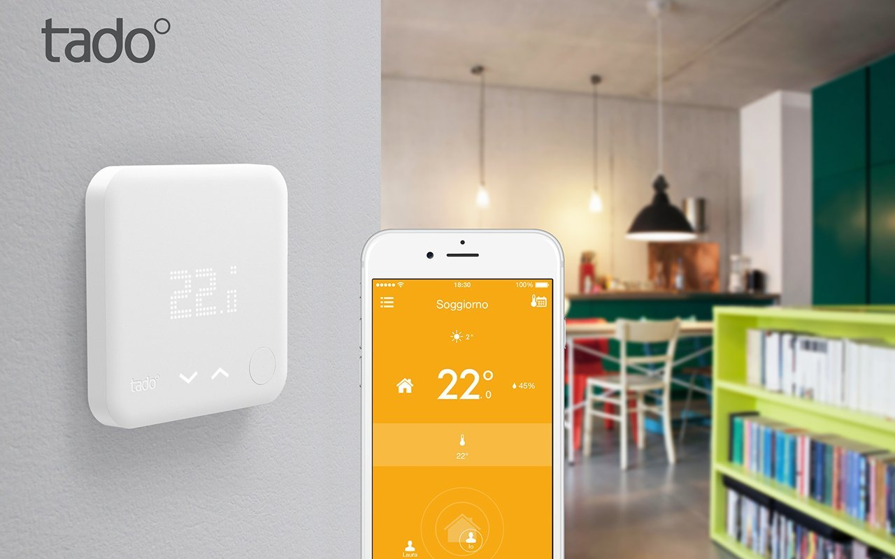 Architech | Termostati smart, risparmiare innovando