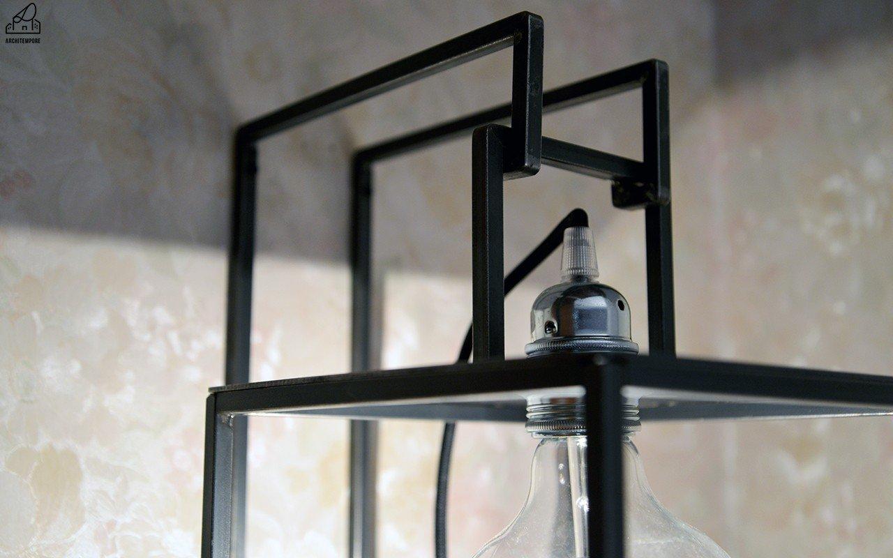ArchiCasa | Storia di una lampada in ferro