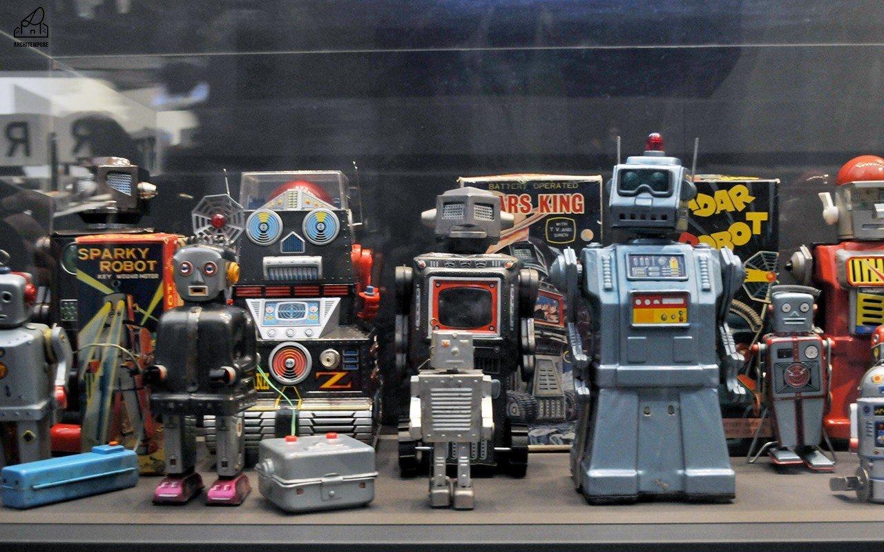 ArchiTech | I robot ci cambiano la vita?