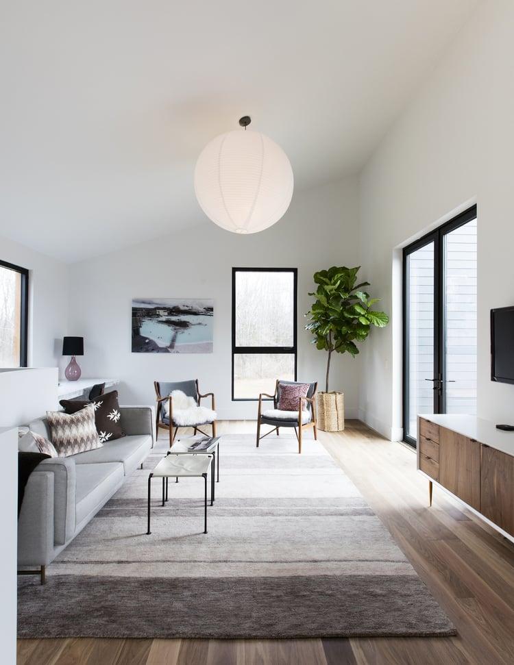 Una villa in stile moderno per sognare