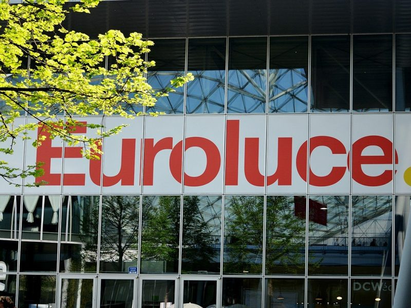 Euroluce 2017: illuminiamoci di design