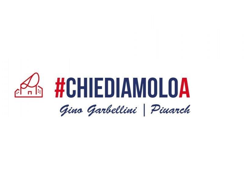 #ChiediamoloA PiuArch, l'architetto Gino Garbellini