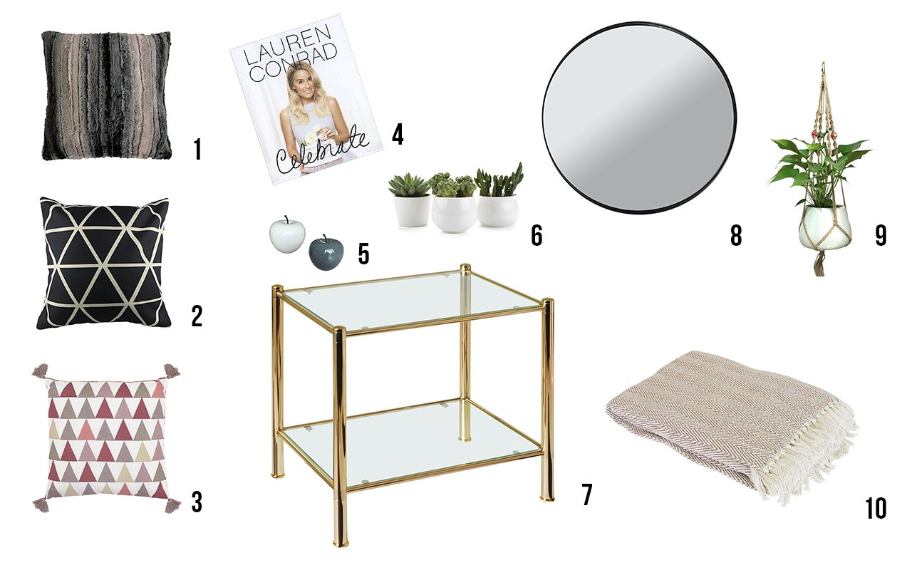 Home tour arredare con stile come lauren conrad for Arredare con stile
