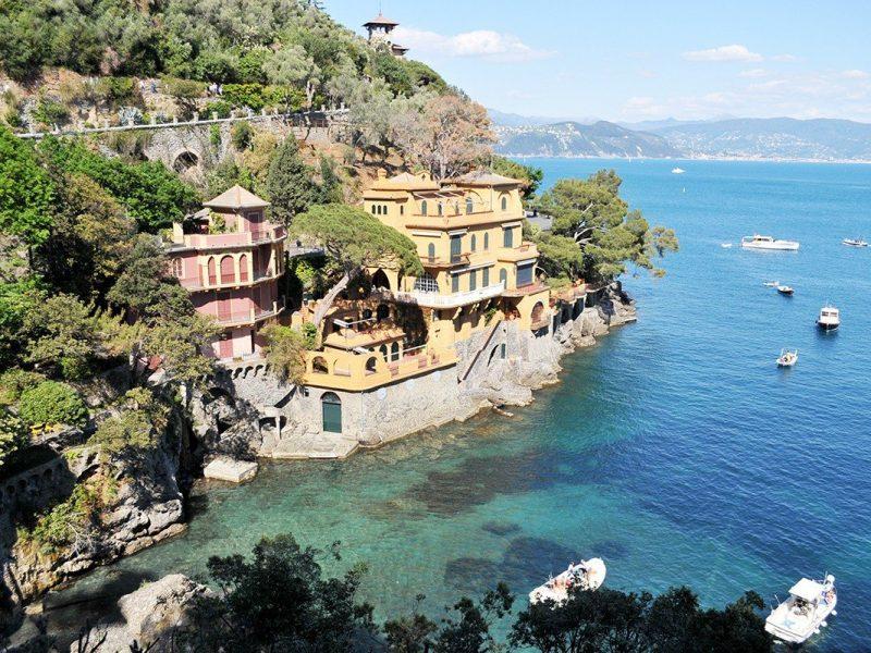 La passeggiata a piedi da Rapallo a Portofino è da record!