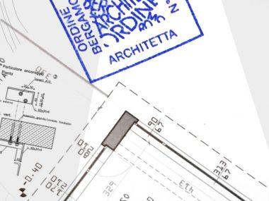 Architetta arriva anche sui timbri ufficiali (sfatiamo le critiche)