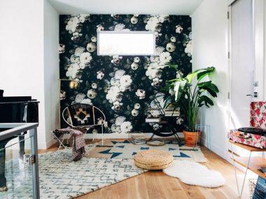 Home Tour | Un appartamento scandi boho
