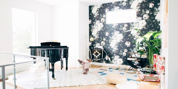 Home Tour | Un appartamento scandi boho