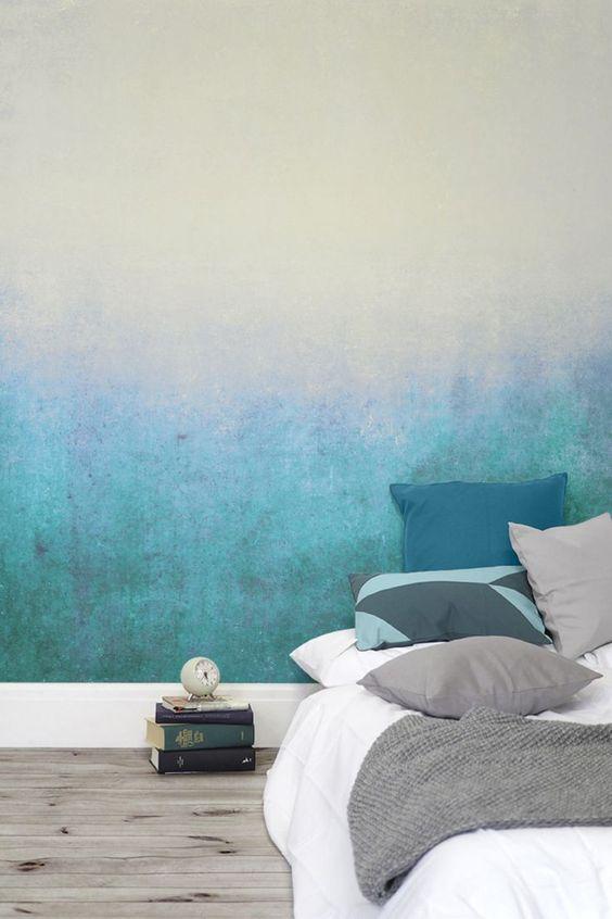 Decorare le pareti di casa con la pittura architempore - Decorare pareti con pittura ...
