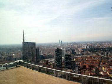 I grattacieli a Milano: storia della Milano alta