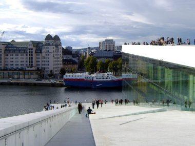 Archiviaggi   Architettura a Oslo da non perdere