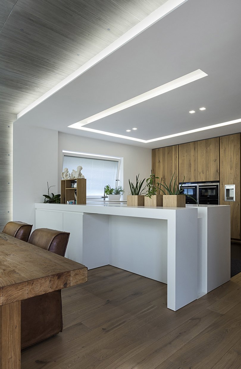 Illuminare la cucina con strisce led e faretti architempore for Luce a led per casa