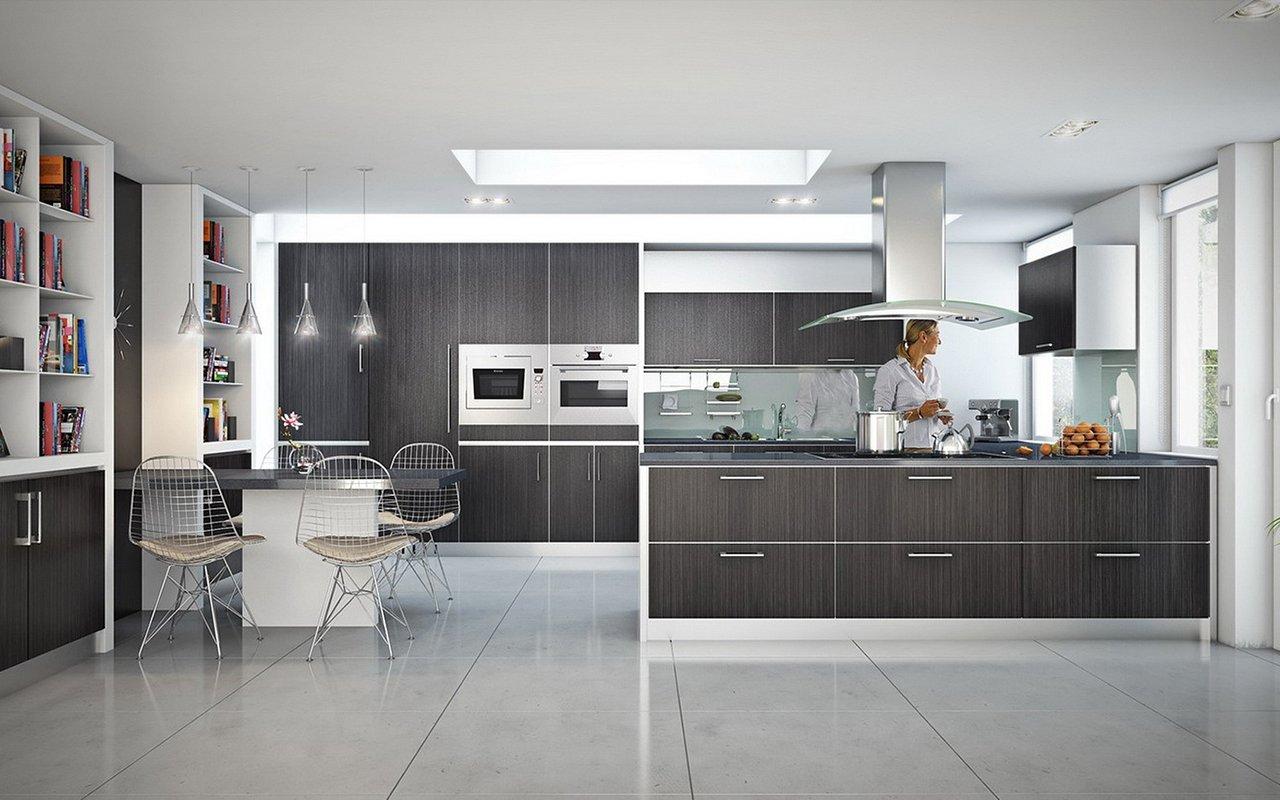 Illuminazione Piano Lavoro Cucina illuminare la cucina con strisce led e faretti - architempore