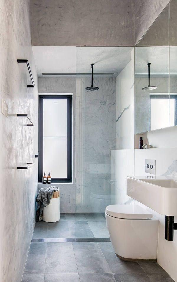 Portfolio arredare un bagno moderno architempore - Bagno moderno con doccia ...