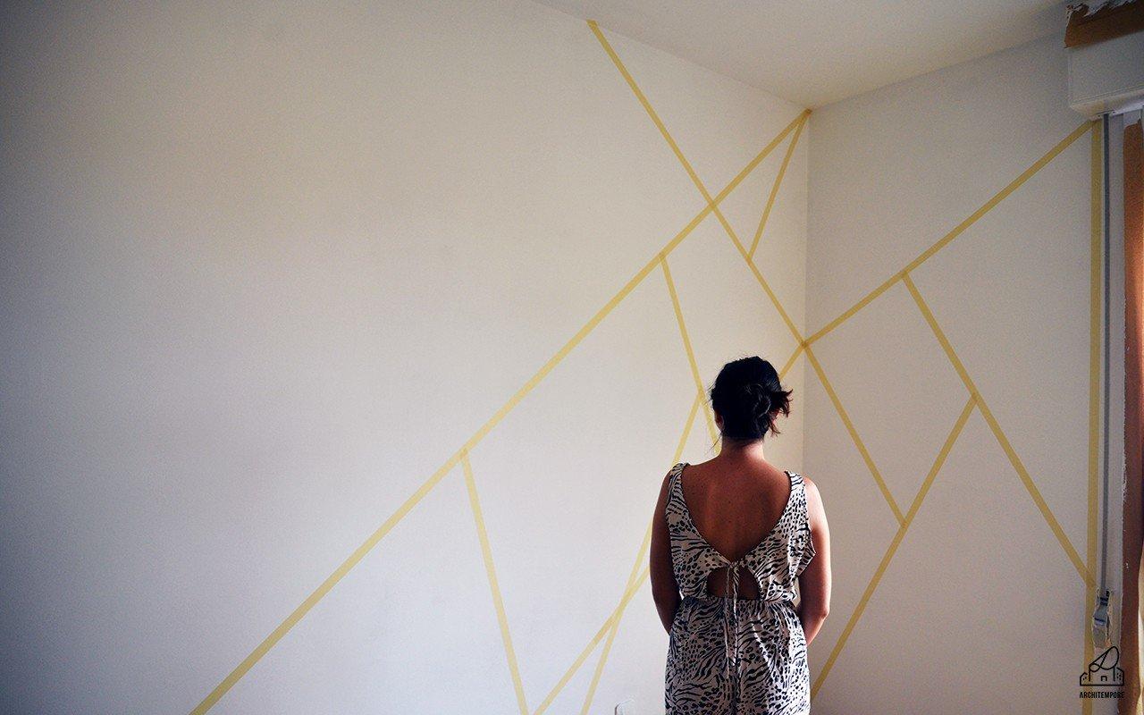 decorare le pareti della camera da letto in modo creativo ... - Come Decorare Le Pareti Della Camera Da Letto