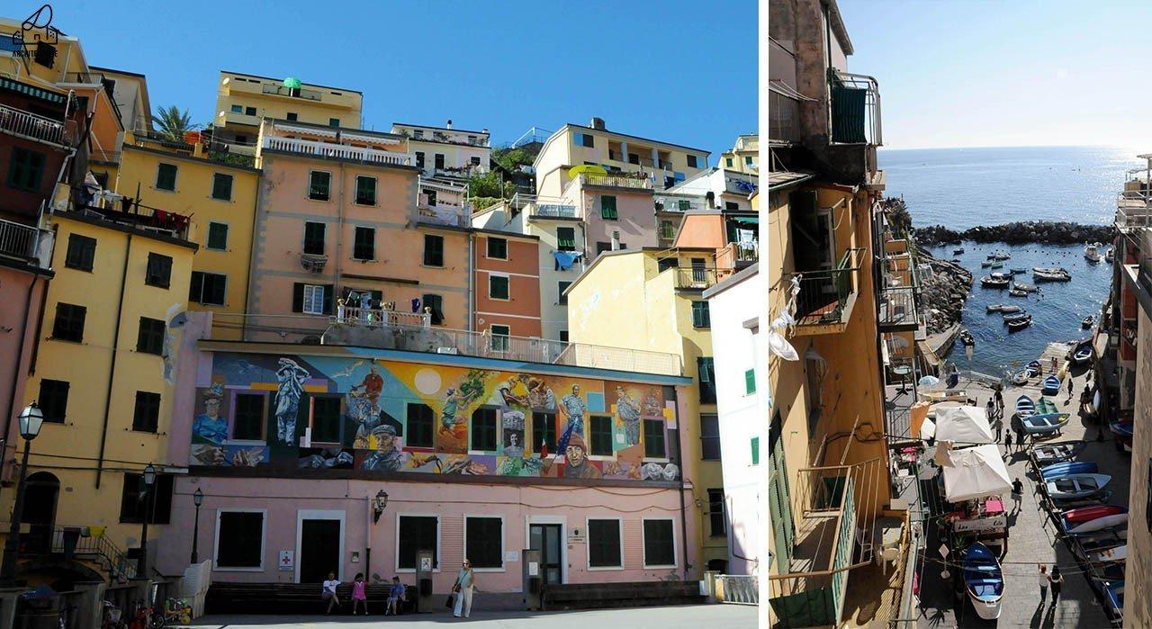 Archiviaggi | Visitare le Cinque terre e Portovenere