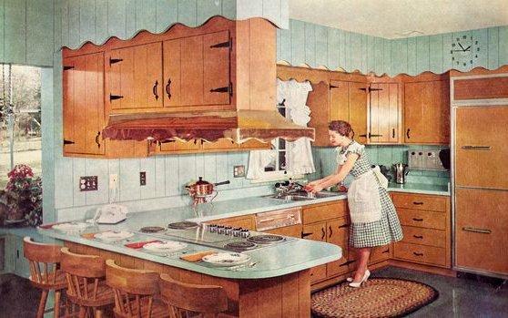 Vorrei... Una cucina per maschi