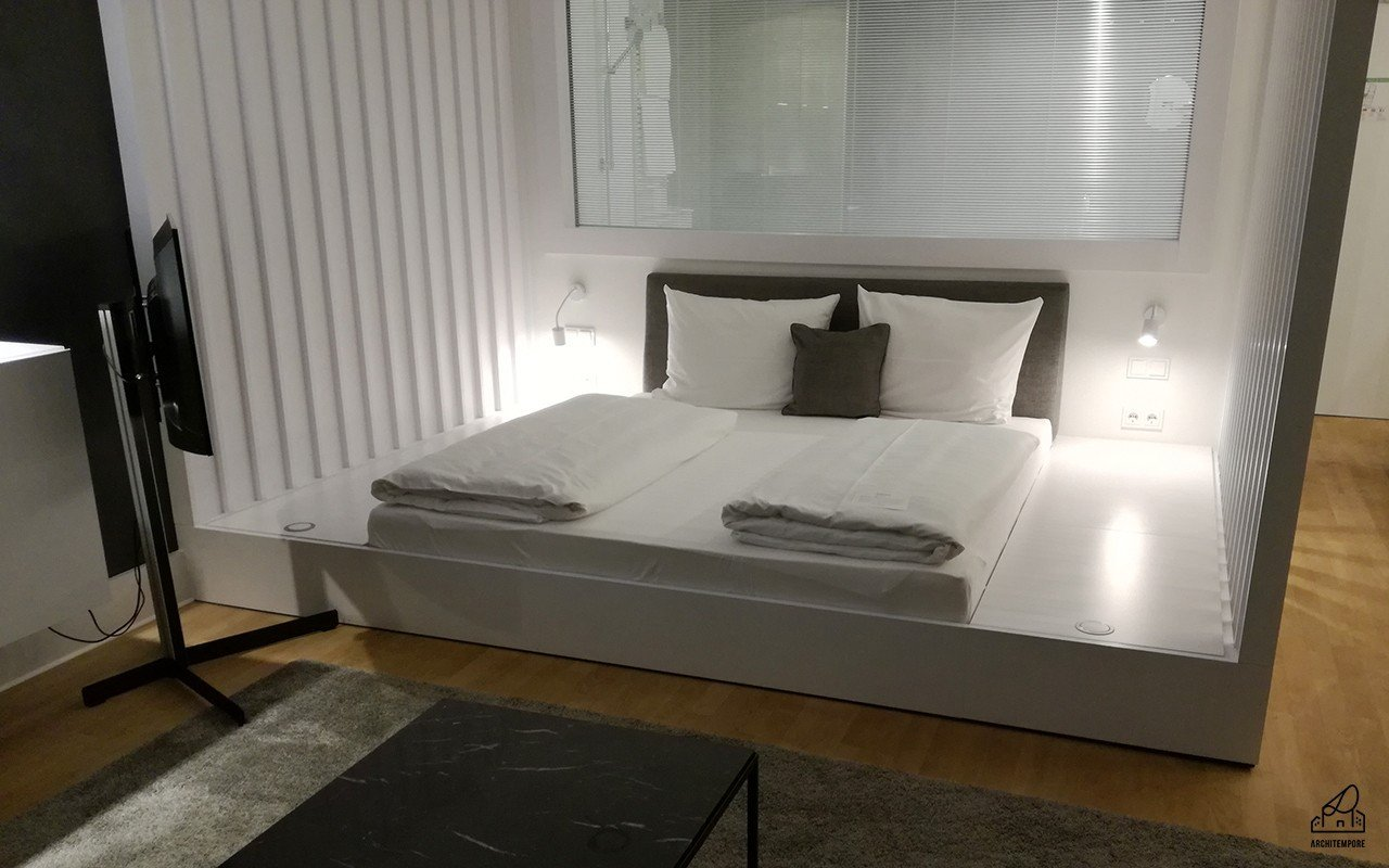 Dormire a Berlino in un design apartment hotel