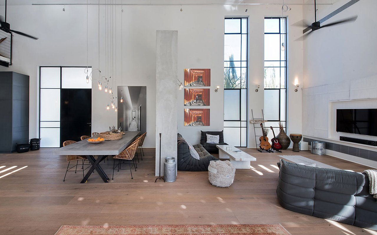 Home tour | Ispirazione industrial chic