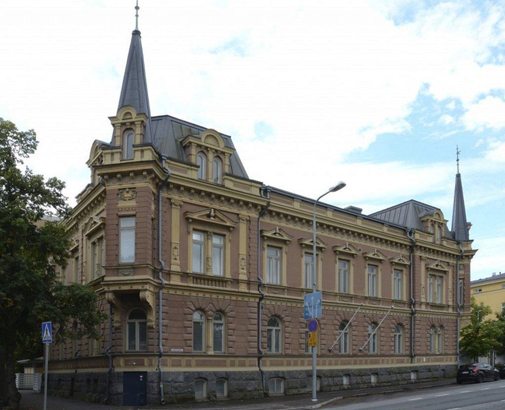 Architetta | La prima donna laureata in architettura è Signe Hornborg
