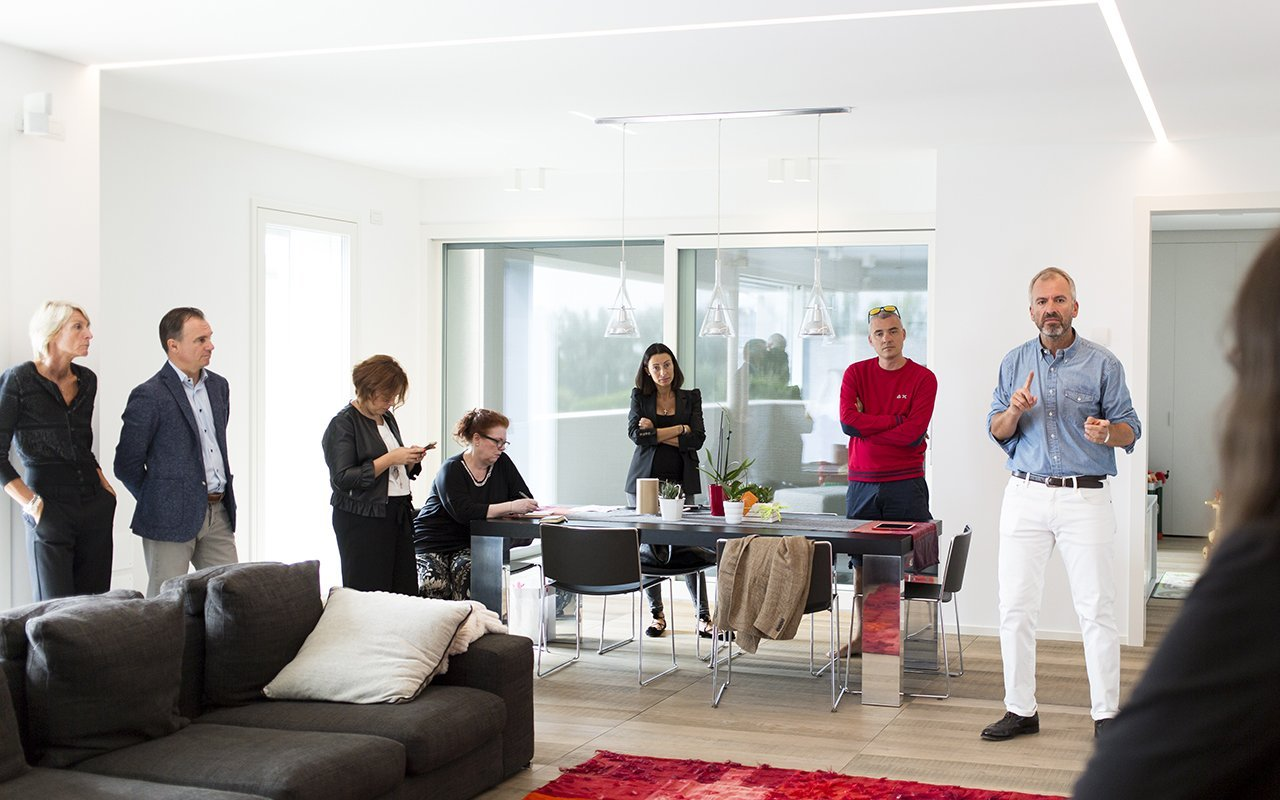 Home Tour | Comfort ambientale e benessere in uno spazio abitativo
