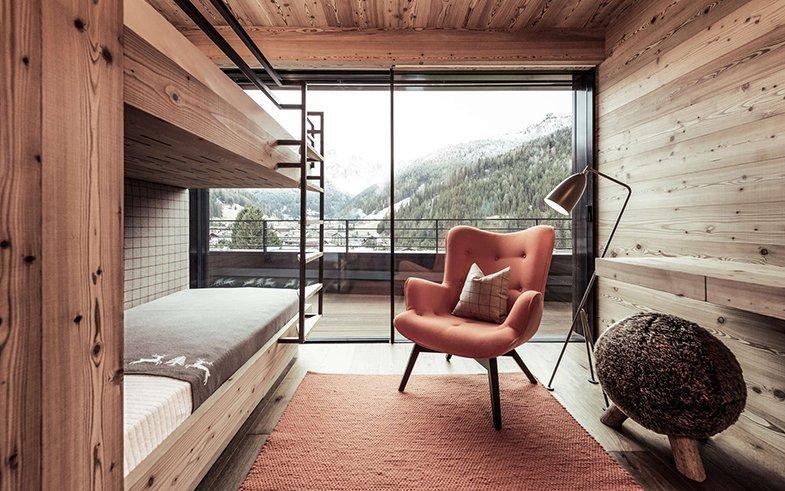 Home Tour | Una villa sulle Dolomiti che evoca la montagna