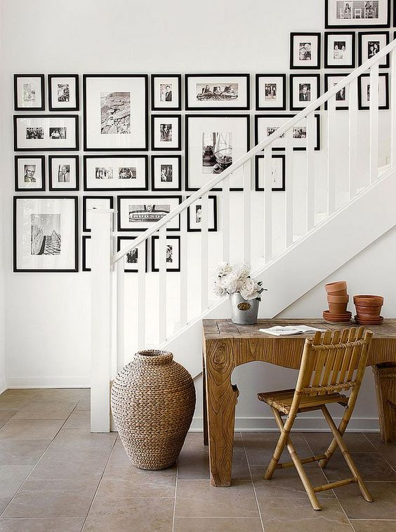 Come appendere quadri alle pareti