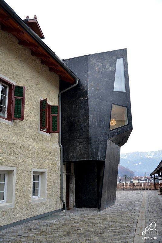 Dormire a Brunico in un BnB di design