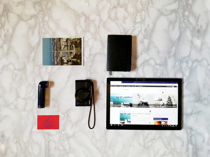 ArchiTech   La mia attrezzatura da blogger