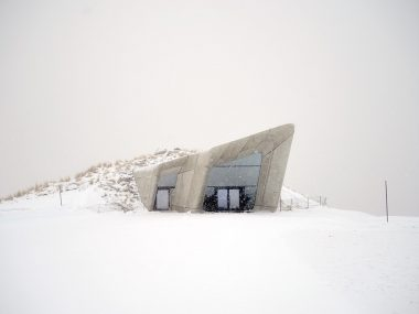 Messner Mountain Museum Corones: un museo in cima alle Dolomiti