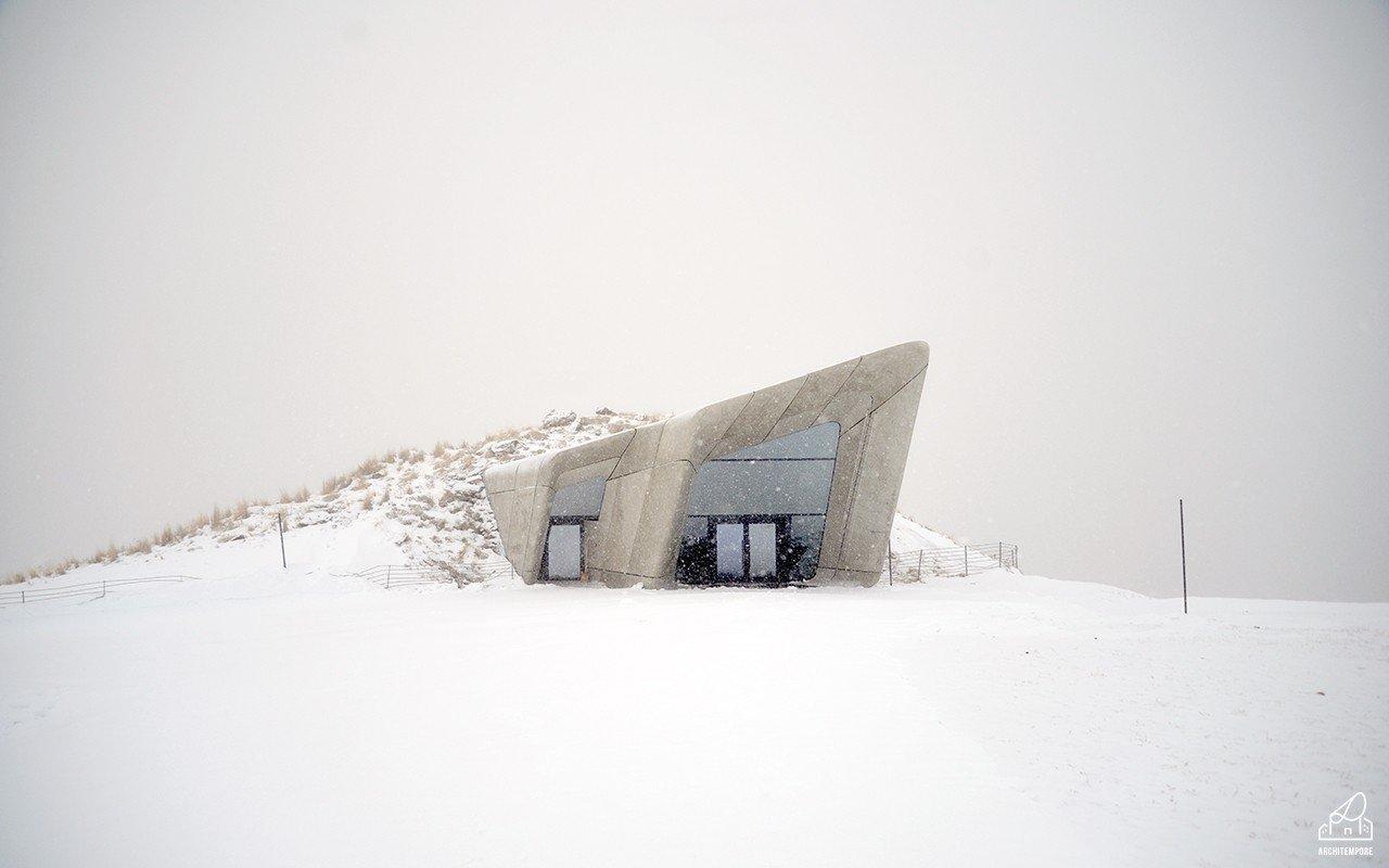 Messner Mountain Museum Corones: un museo a 2275 metri