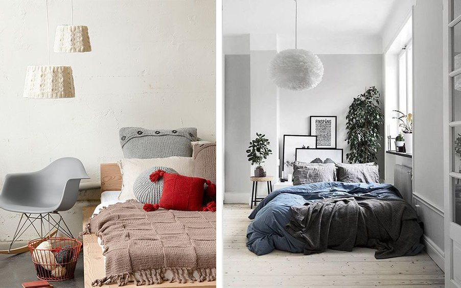 Design Scandinavo Camera Da Letto.Come Arredare Una Casa In Stile Scandinavo Architempore