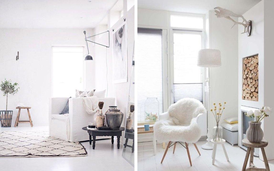 Arredamento casa stile nordico best bianco sedie best for Arredamento casa bianco