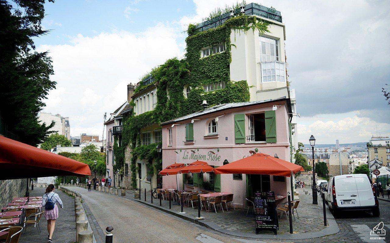 Parigi romantica: 5 location per (architetti) innamorati