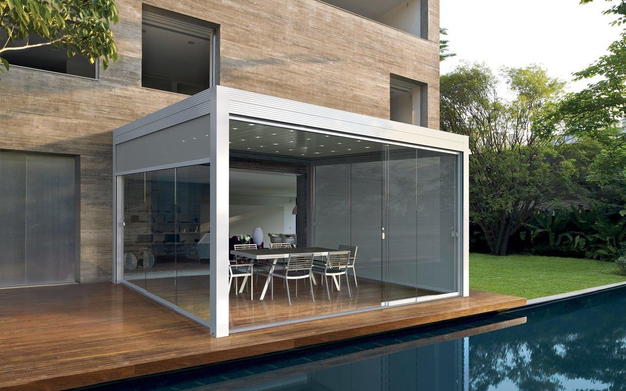 5 case per 5 tende da sole e pergole a cui ispirarsi - Architempore