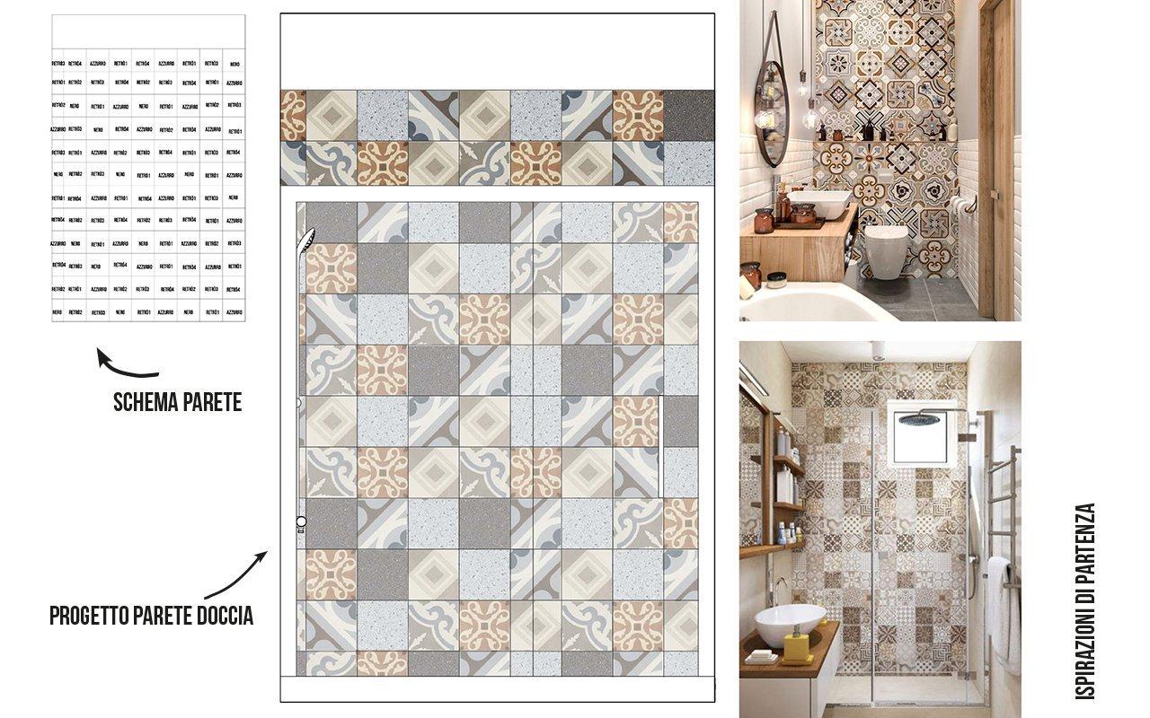 Portfolio | Come arredare un bagno piccolo e senza finestre ...